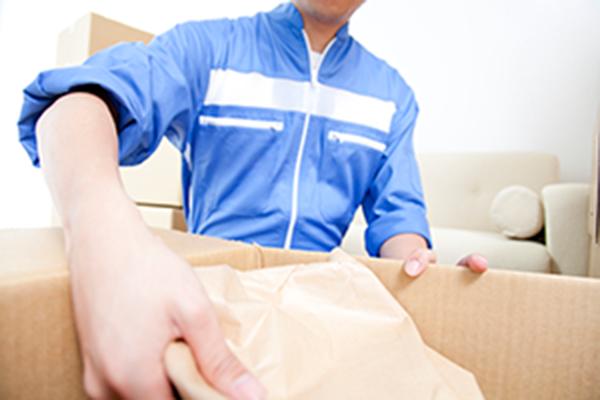 お引越時の荷物の包装や養生に必要な、エアキャップやダンボールなど、各種梱包資材をご案内いたします。